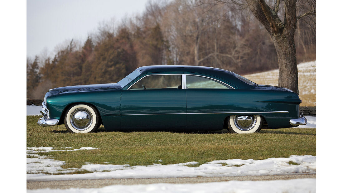"""1949 Ford """"The Foose Ford"""" Custom Coupe"""