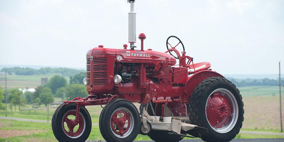 1949 McCormick Farm Tractor