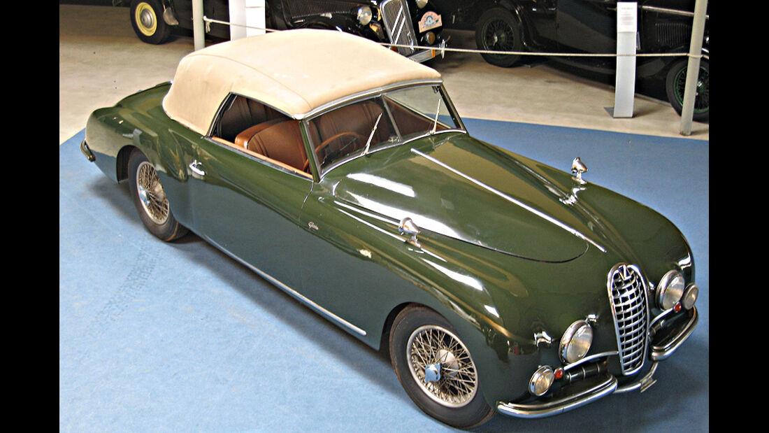 1949 Talbot Lago T26 Record - 4.5 Litre Cabriolet