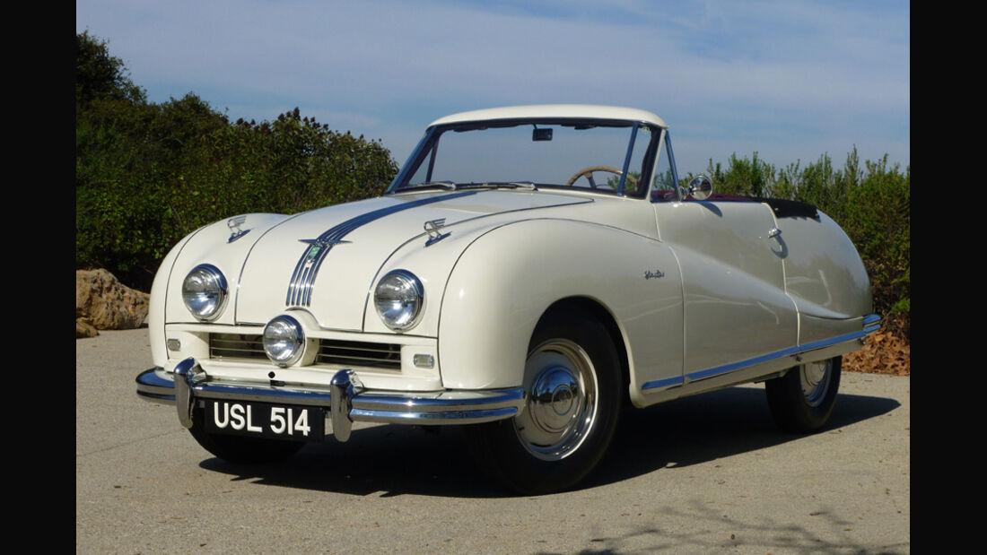 1949er Austin Atlantic Convertible