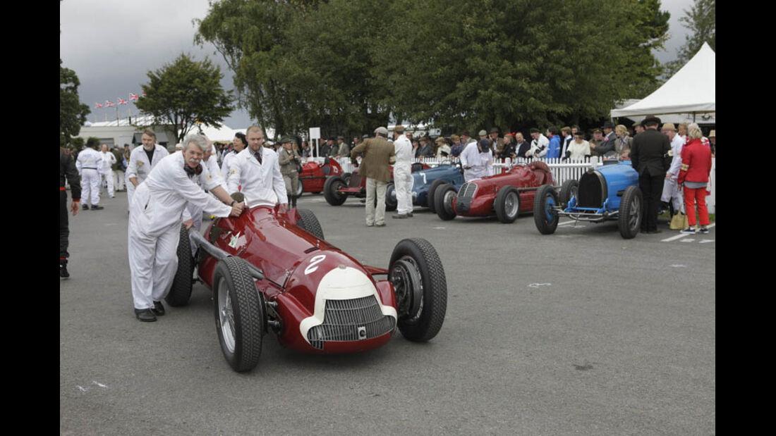 """1949er Der Alfa Romeo 158/159 """"Alfetta"""""""