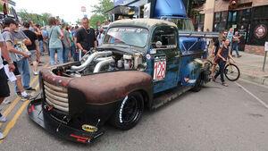 1949er Ford F1 - Pikes Peak 2018 - Bergrennen