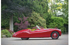 1949er Jaguar XK120 Alloy Roadster