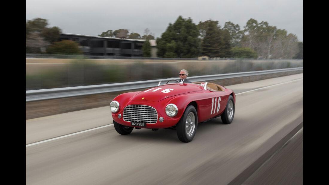 1950 Ferrari 166 MM Barchetta by Touring