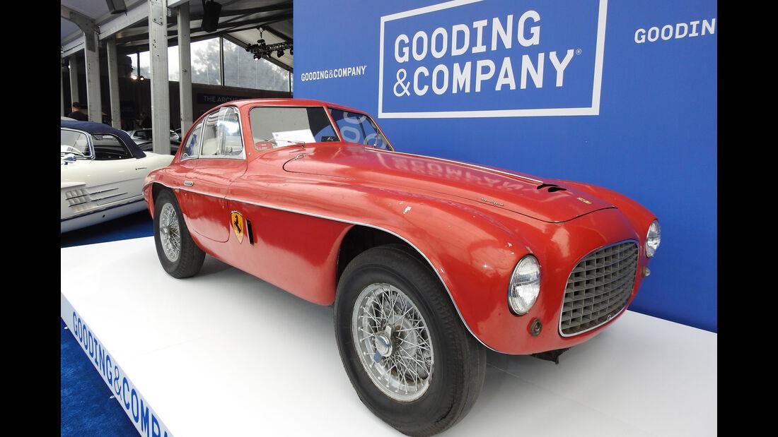 1950 Ferrari 166 MM Berlinetta - Pebble Beach 2016 - Gooding & Company