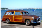 1950 Ford V8 Custom Deluxe 'Woodie' Station Wagon