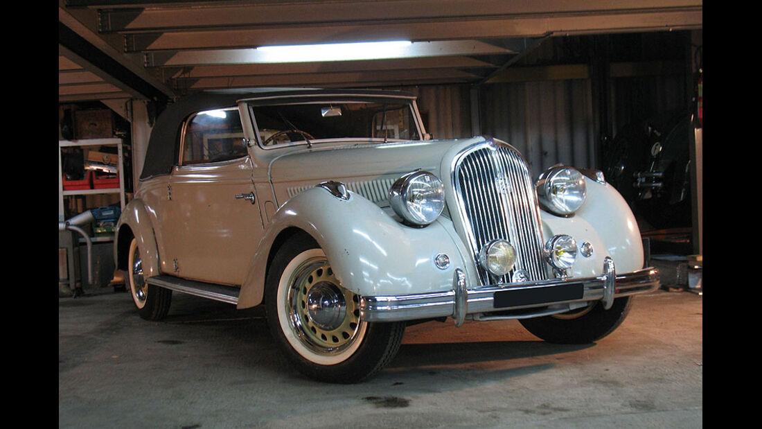 1950 Hotchkiss 686 S49 cabriolet