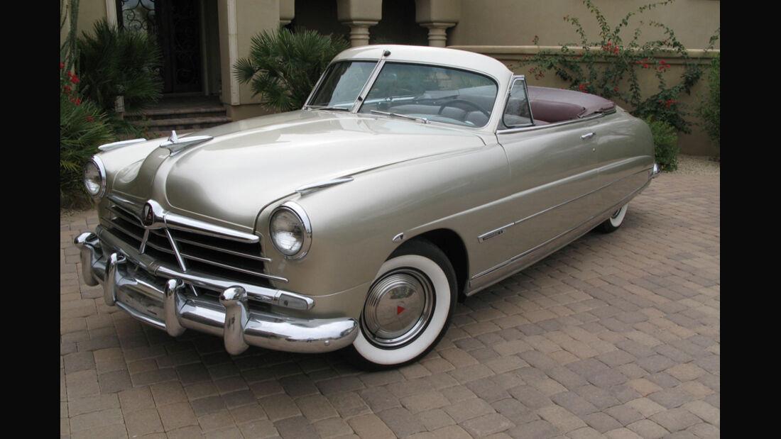 1950 Hudson Commodore Convertible
