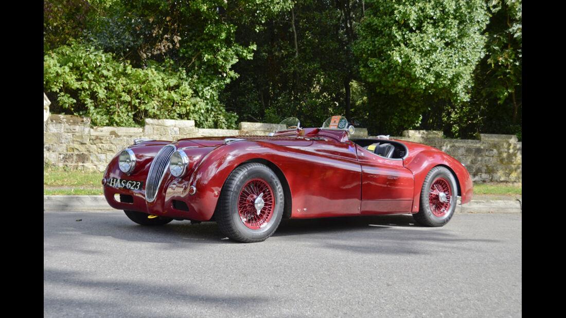 """1950er Jaguar XK120 Alloy """"LT2"""" Roadster"""