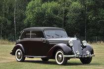 1950er Mercedes Benz 170 S Cabriolet B