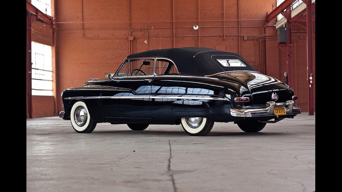 1950er Mercury Eight Convertible Coupe