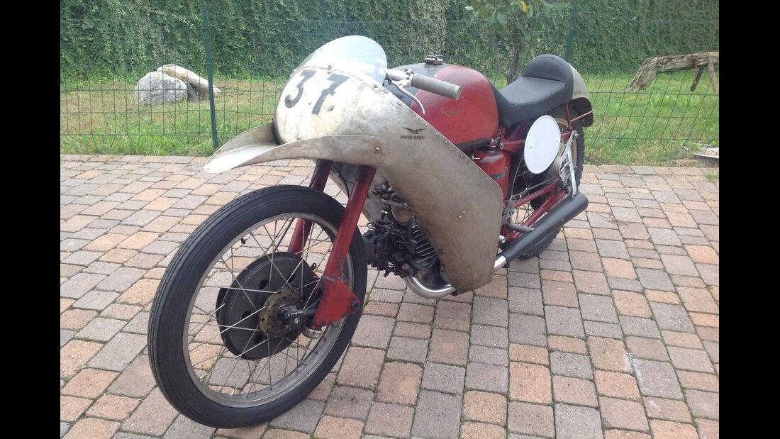 1950er Moto Guzzi 250 Gambalunghino