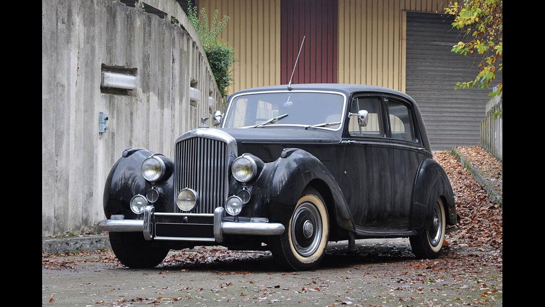 1951 Bentley Mk VI Berline