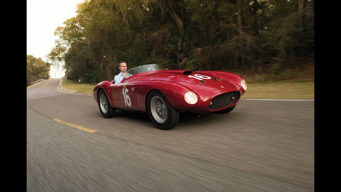 1951 Ferrari 275 S/340 America Barchetta