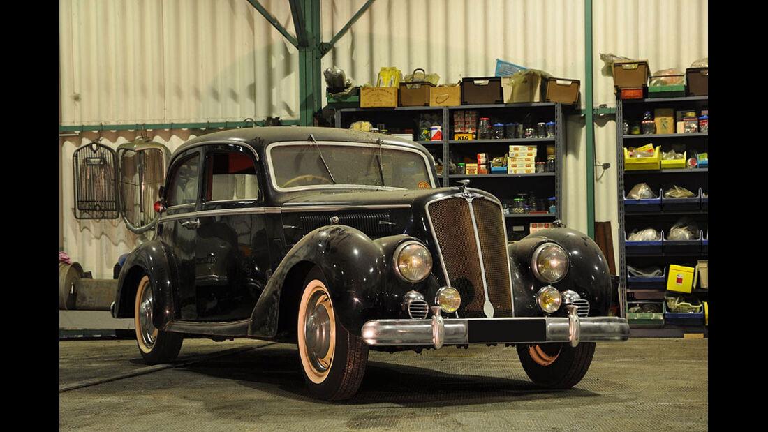 1951 Salmson S4 61 L Berline