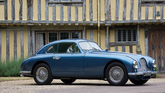 1951er Aston Martin DB2 Coupé