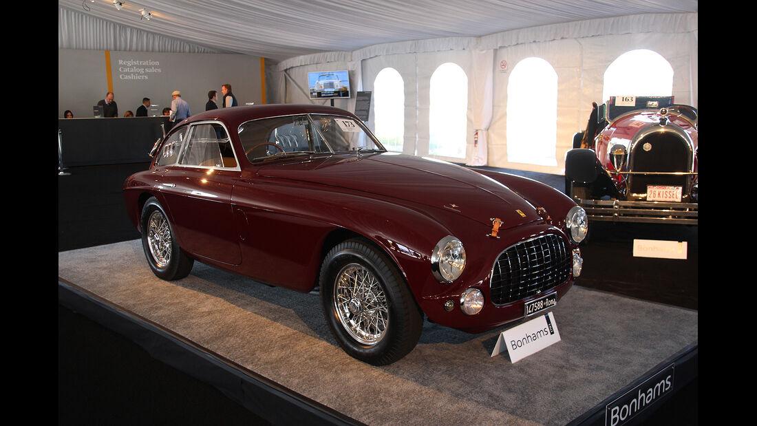 1951er Ferrari 212 Export Coupé
