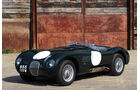 1951er Jaguar C-Type Recreation