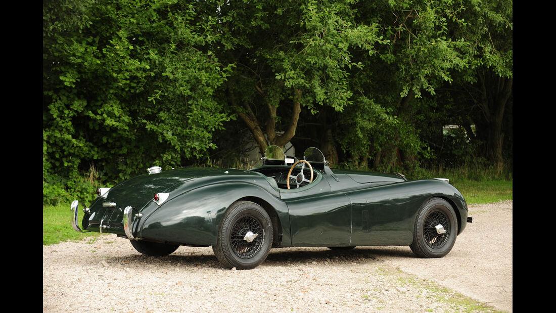 1951er Jaguar XK120 3.8-Liter Competition Roadster
