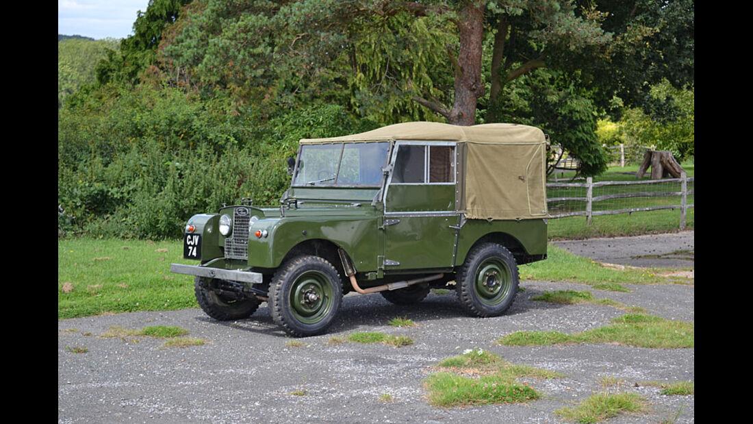 1951er Land Rover Series I