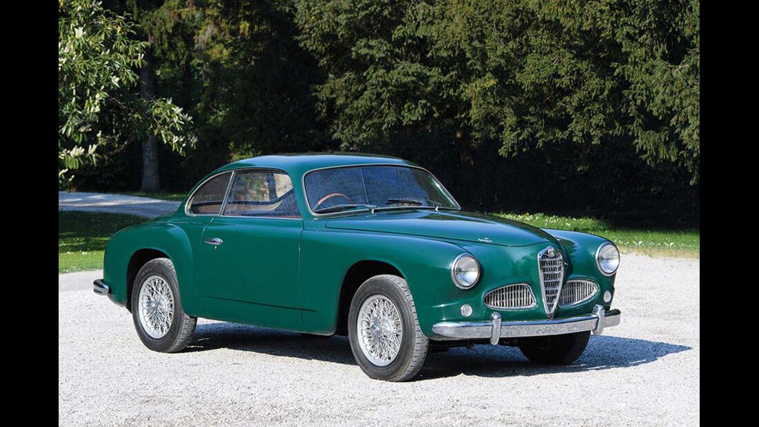 1952 Alfa Romeo 1900C Coupé by Touring