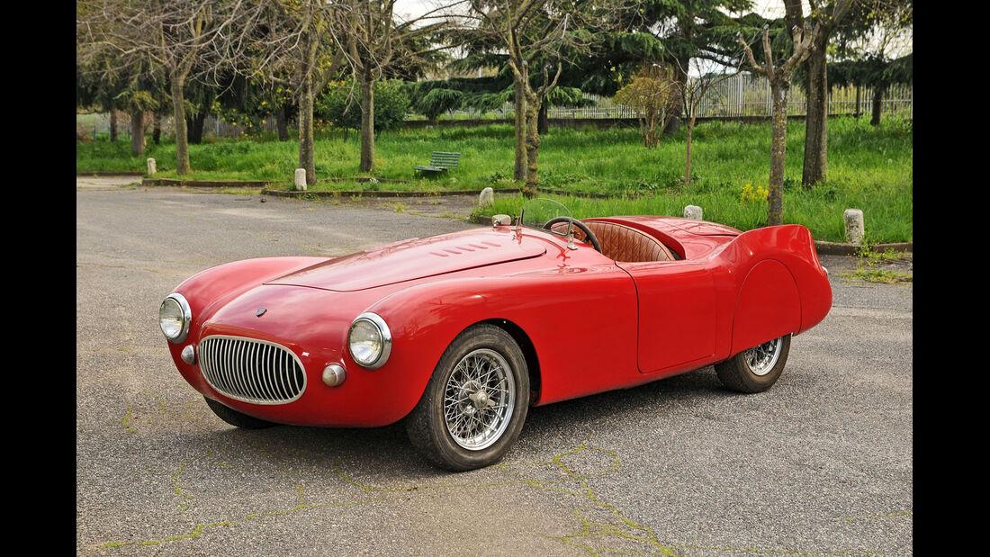 1952 Cisitalia (by Auto Italia) 'Nuvolari Spyder'