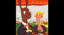 1952 - GP Belgien - F1-Programm - Cover