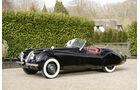 1952 Jaguar XK120 Roadster.
