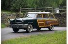 1952 Mercury Custom Eight-Passenger Station Wagon