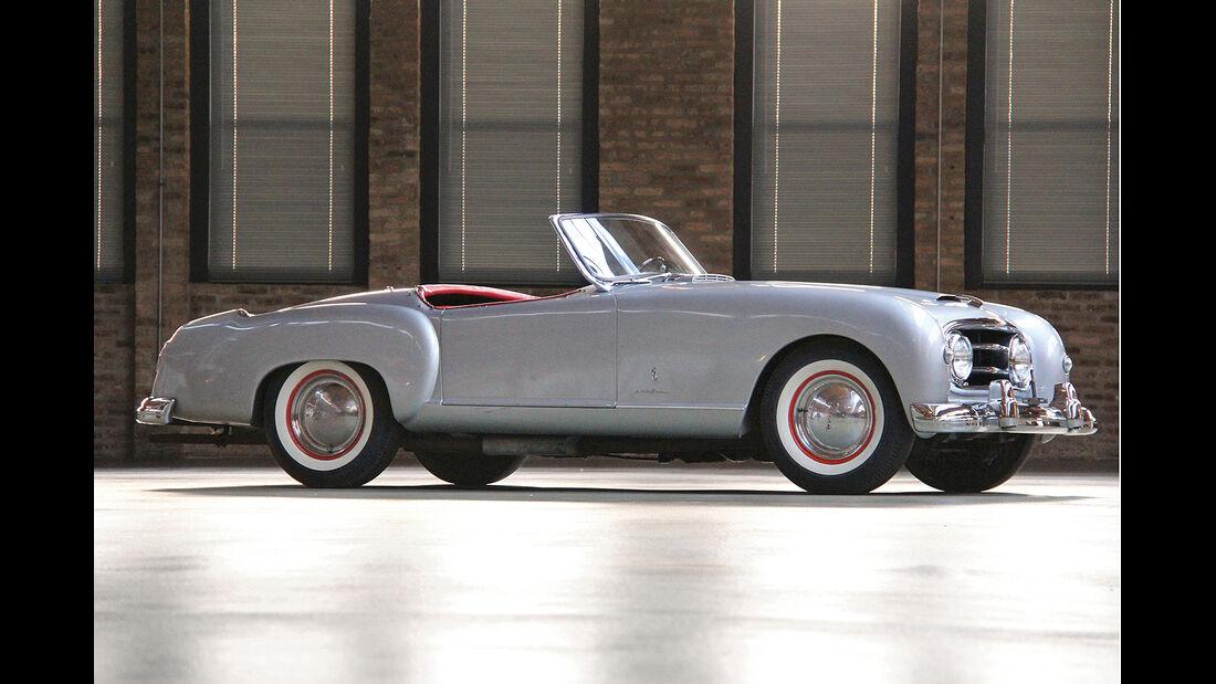 1952 Nash-Healey Roadster by Pinin Farina