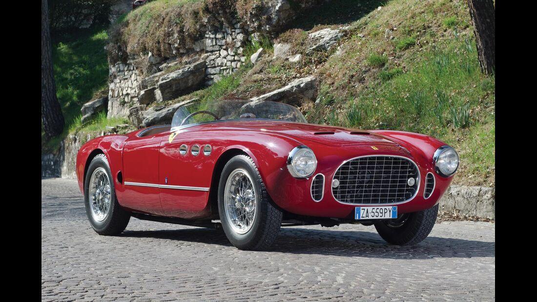 1952er Ferrari 225 Sport Spyder ?Tuboscocca?