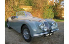 1952er Jaguar XK120 Roadster
