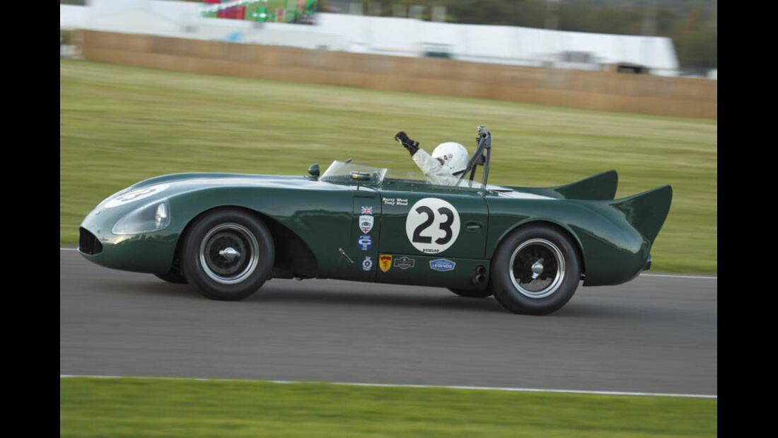 1952er RGS-Jaguar Atalanta