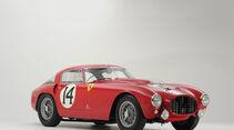 1953 Ferrari 340/375 MM Berlinetta 'Competizione' by Pinin Farina.