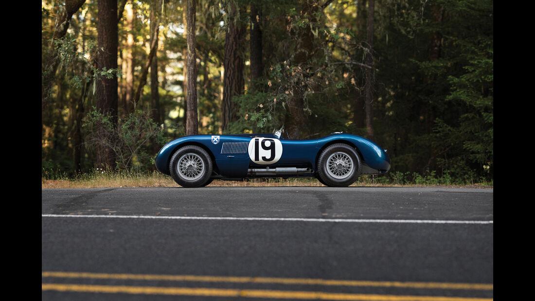 1953 Jaguar C-Type Works Lightweight Roadster