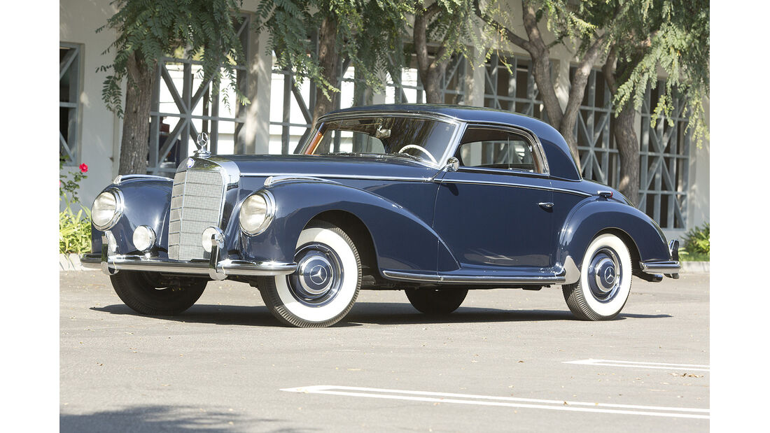 1953 Mercedes-Benz 300S Coupe