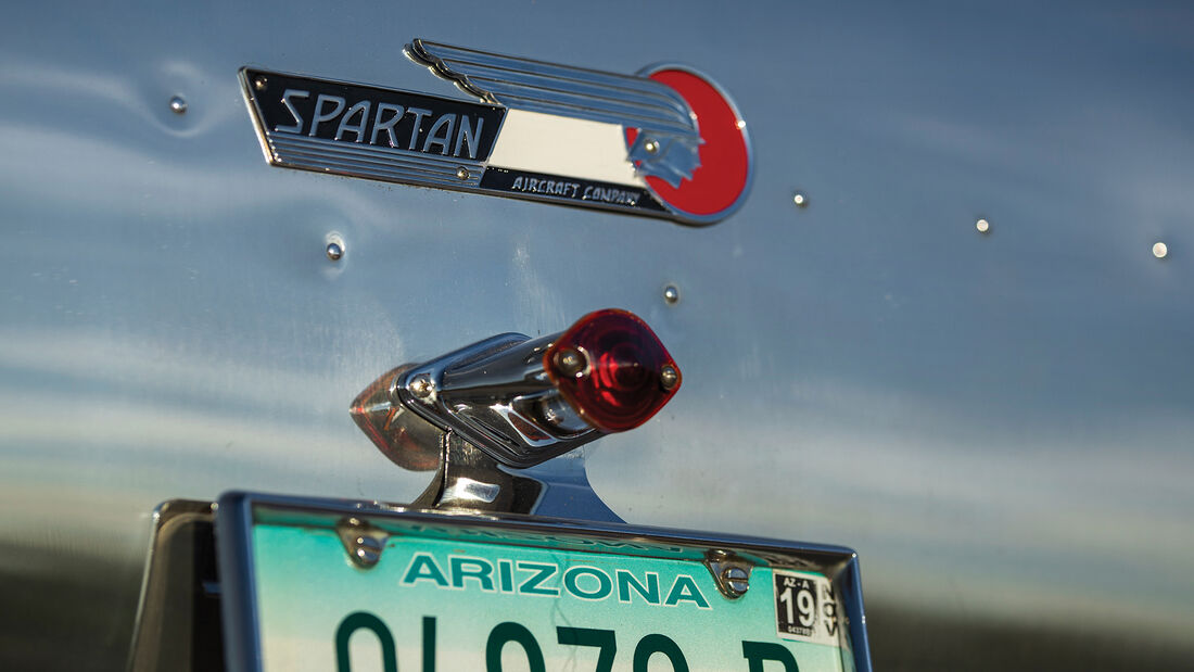1953 Spartan Spartanette Tandem 131