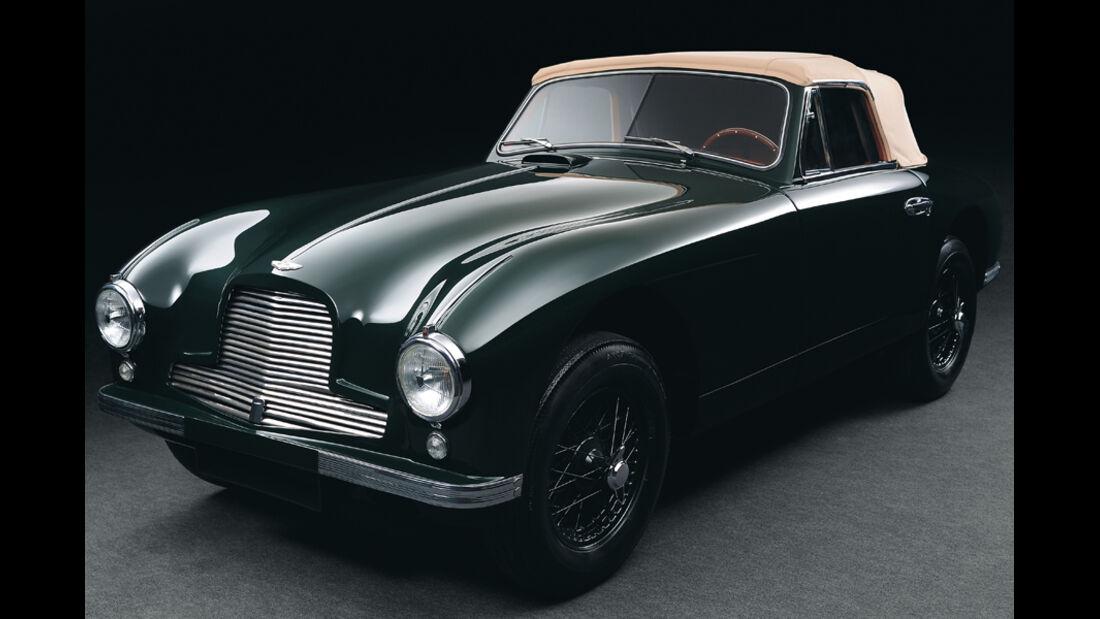 1953er Aston Martin DB2 Vantage Drophead Coupé