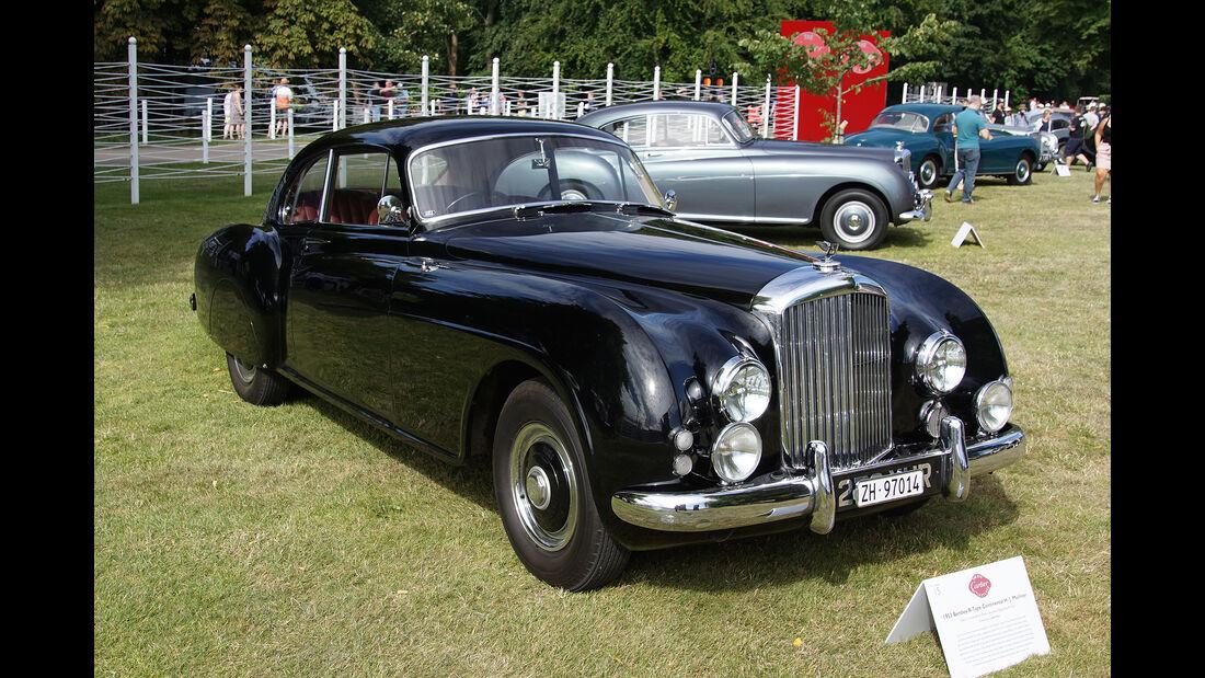 1953er Bentley R-Type Continental H.J. Mulliner