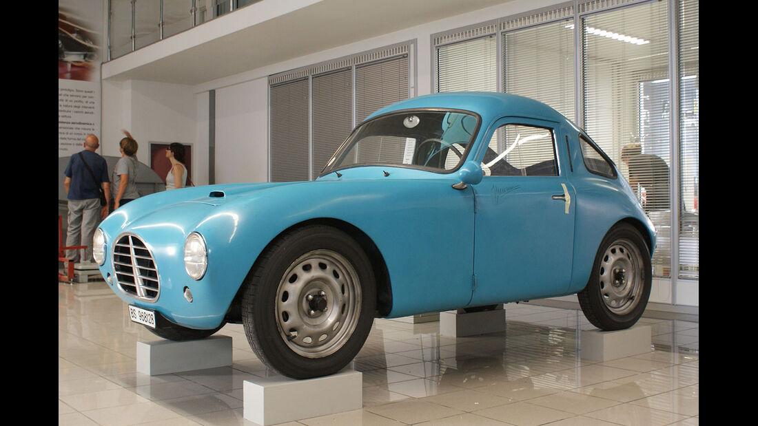 """1953er Bizzarrini Fiat 500 """"Machinetta"""""""