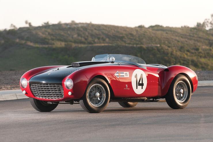 1953er Ferrari 375 MM Spider