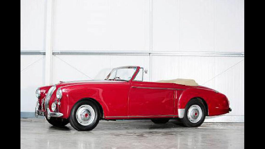 1953er Lagonda 3-Litre Drophead Coupé