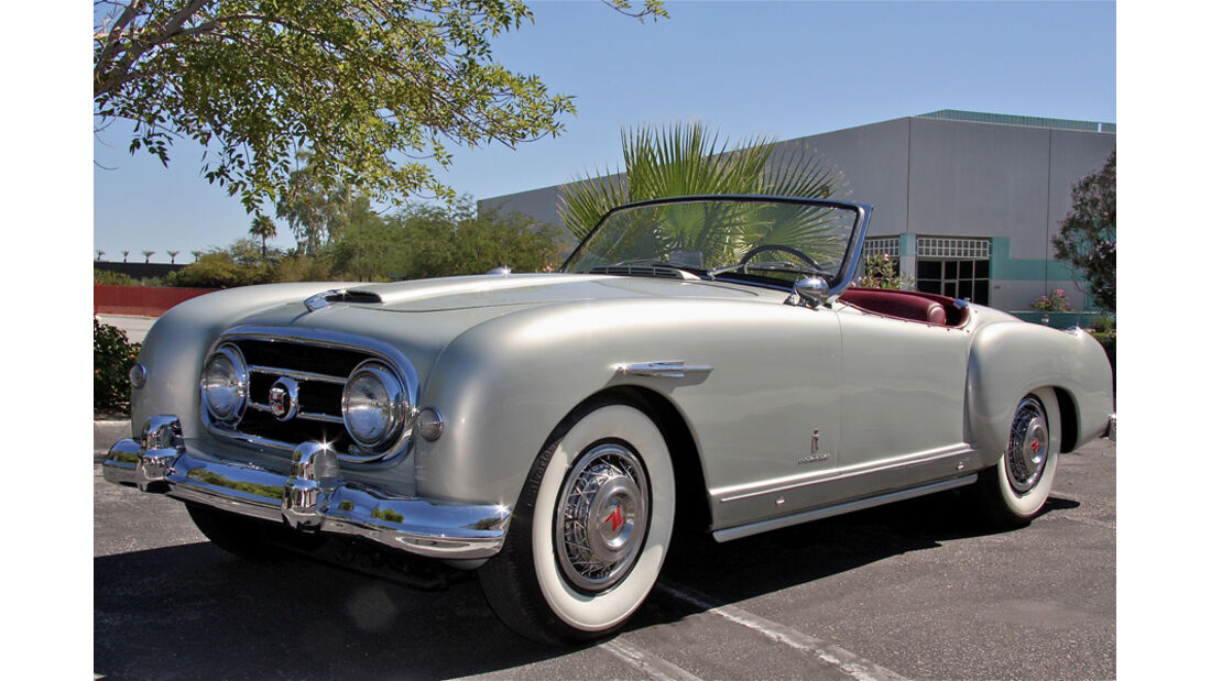 1953er Nash-Healey Roadster