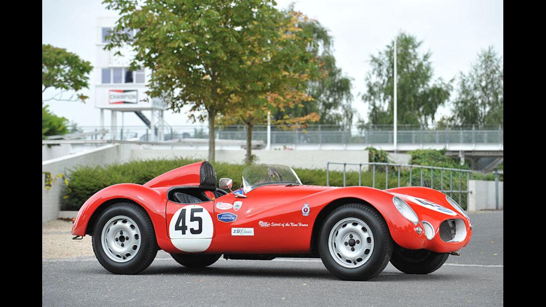 1953er OSCA MT4AD Barchetta