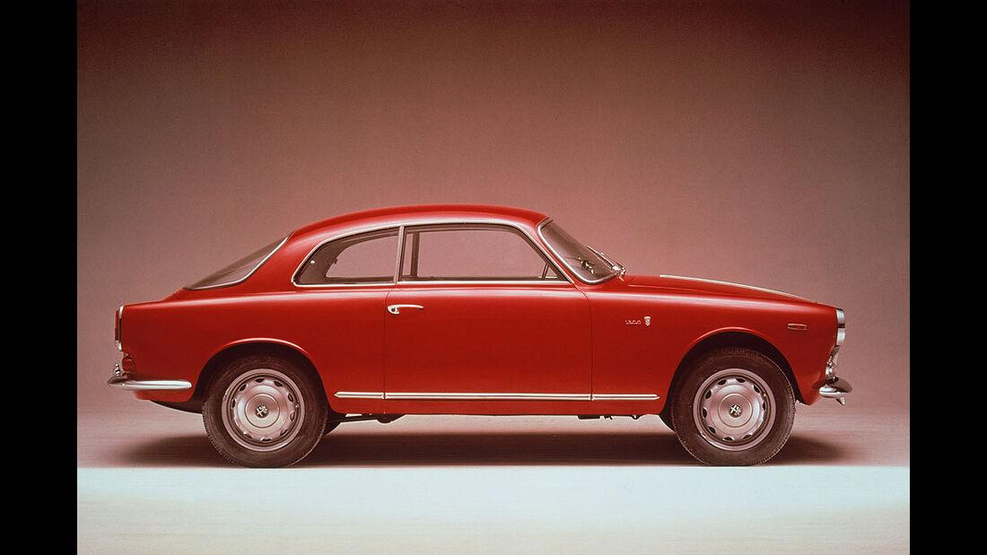1954-1956 Alfa Romeo Giulietta Sprint