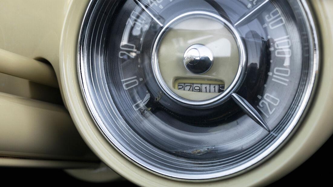 1954 Dodge Firearrow II by Ghia Sothebys Auktion