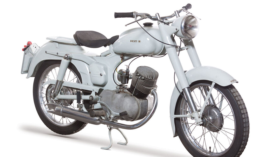 1954 Ducati 98 RM Auctions Monaco 2012