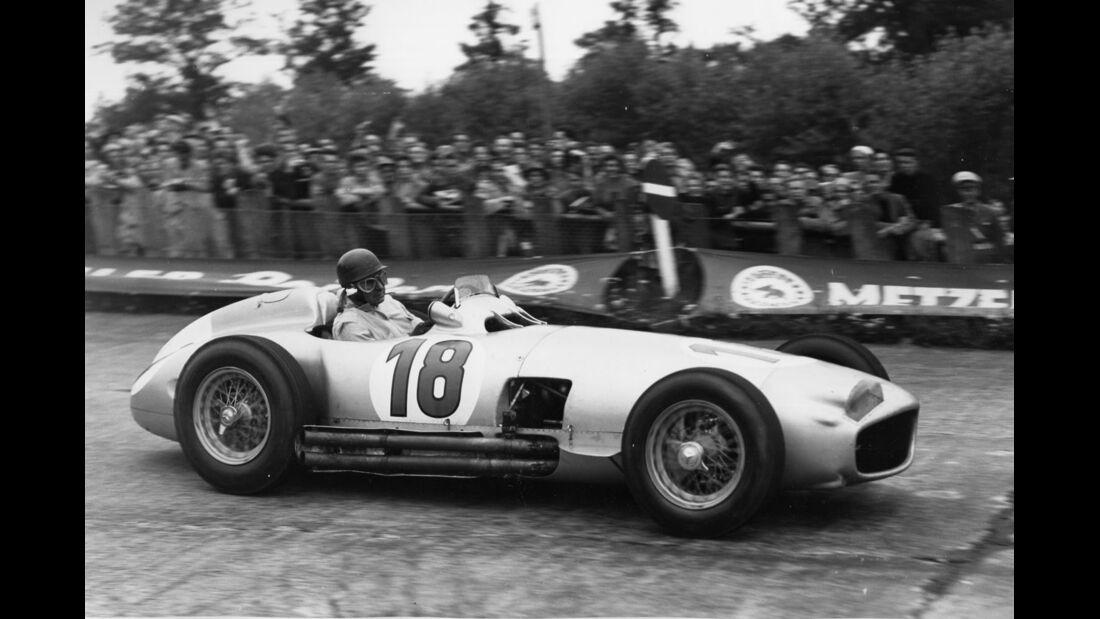 1954 Mercedes-Benz W196R Formula 1 Racing Einsitzer