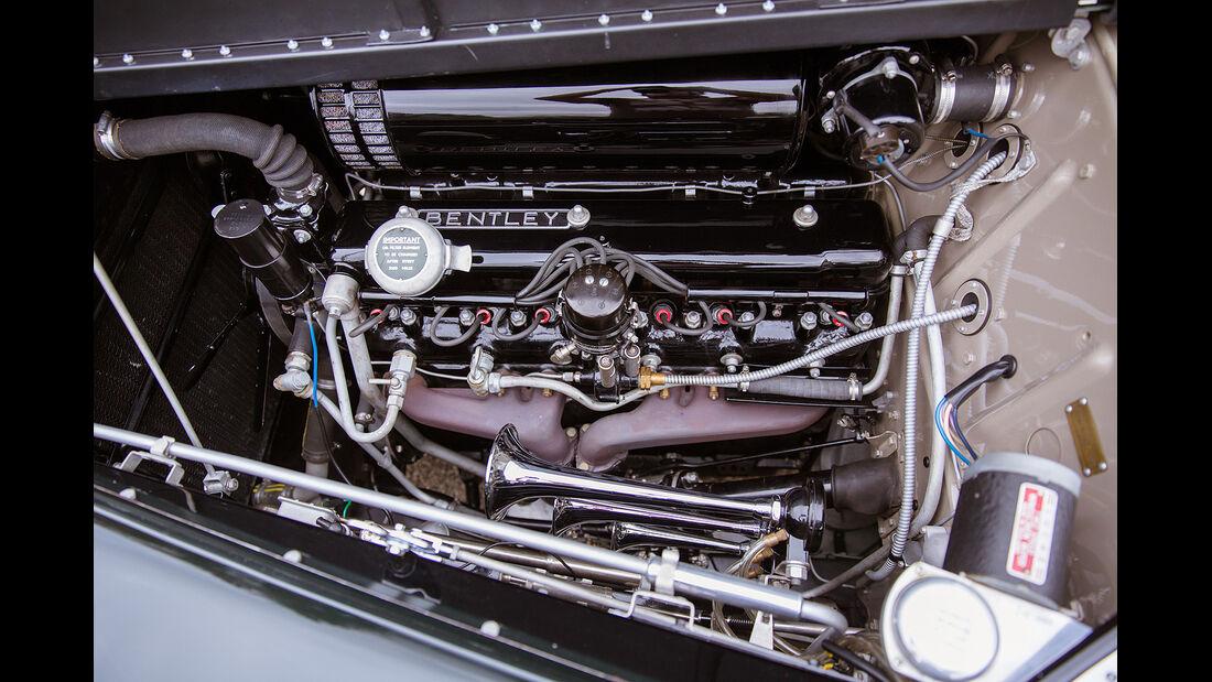 1954er Bentley R Type Continental Fastback