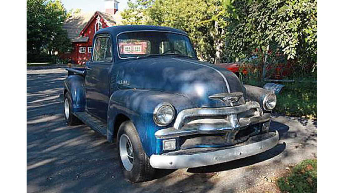 1954er Chevrolet Series 3100 Half-Ton Pickup